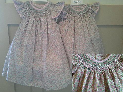 Petit Ami Pink/Mint Vintage Dress  36-00548,551.52