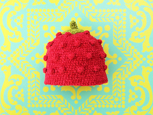 Strawberry Hat from Zoology
