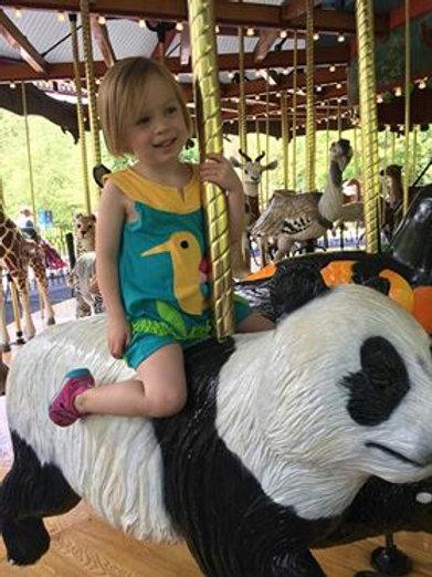 Bird Dress from Zoology Kids 31-0314