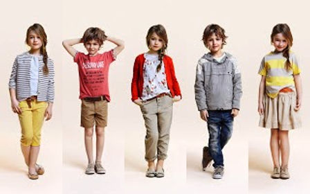 Classic Children's Clothes