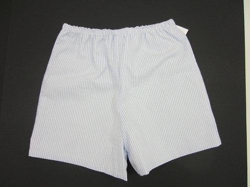 Timeless Tot Shorts in Seersucker