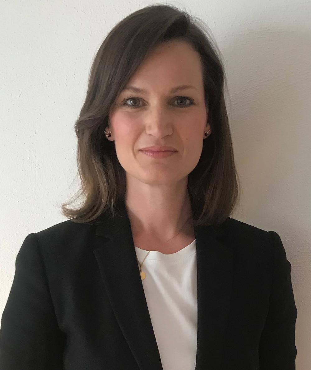 Maria Schütz Fløisand, kommunikasjonssjef i Salmon Group.