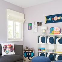 Modern Play Room
