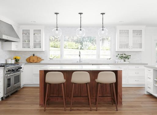 Alina Halloran Design's Farmhouse Kitchen Featured on Houzz