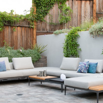 Outdoor Living Lounge