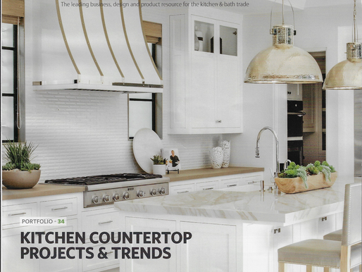Kitchen Countertop Projects & Trends