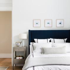 Modern Craftsman Guest Bedroom