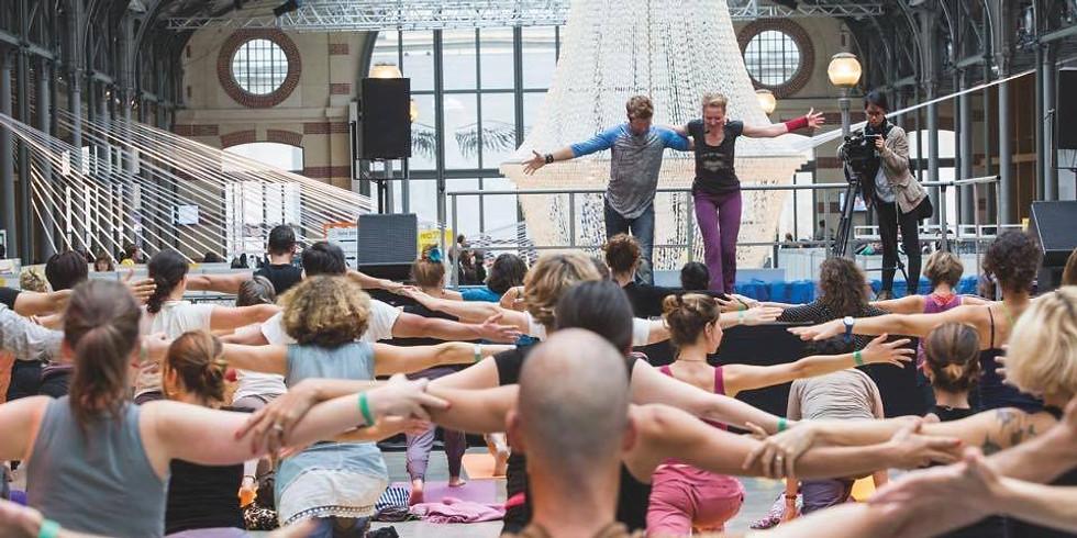 Yoga Festival Paris / Samedi 16H - 17H (1)