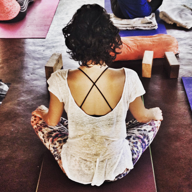 Retraite Yoga Anne Vandewalle