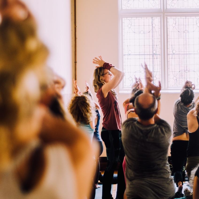 Anne Vandewalle Yoga
