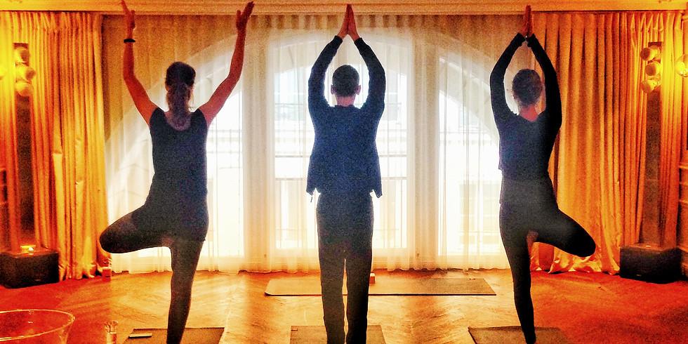 Exclusive Yoga Class at Les Bains