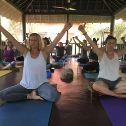Goa Yoga Retreat 2020