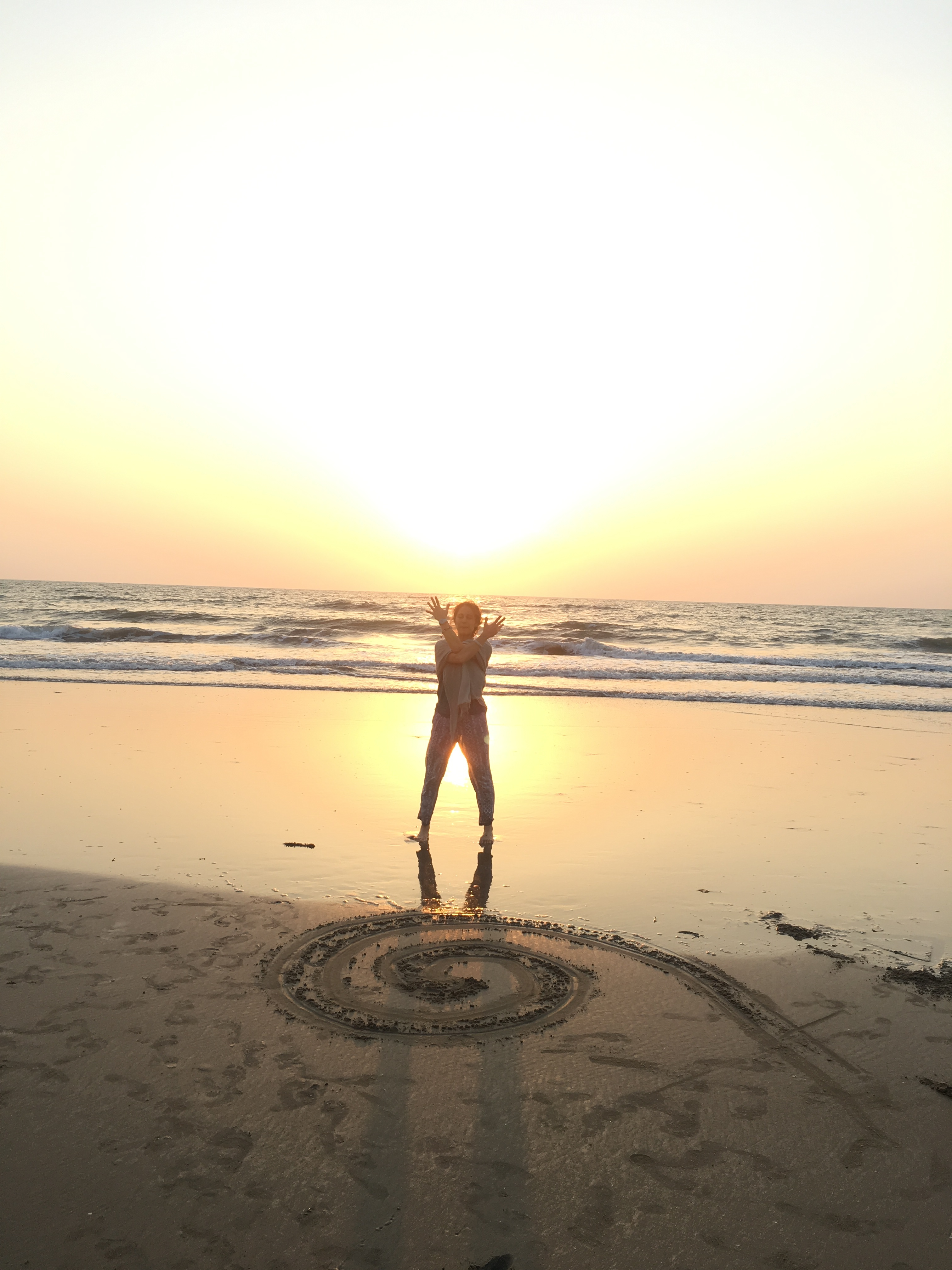 Goa Yoga Retreat 2020