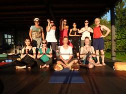 Anne Vandewalle Yoga Retreat