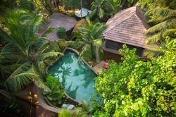 Spa & Pool - aerial view-2