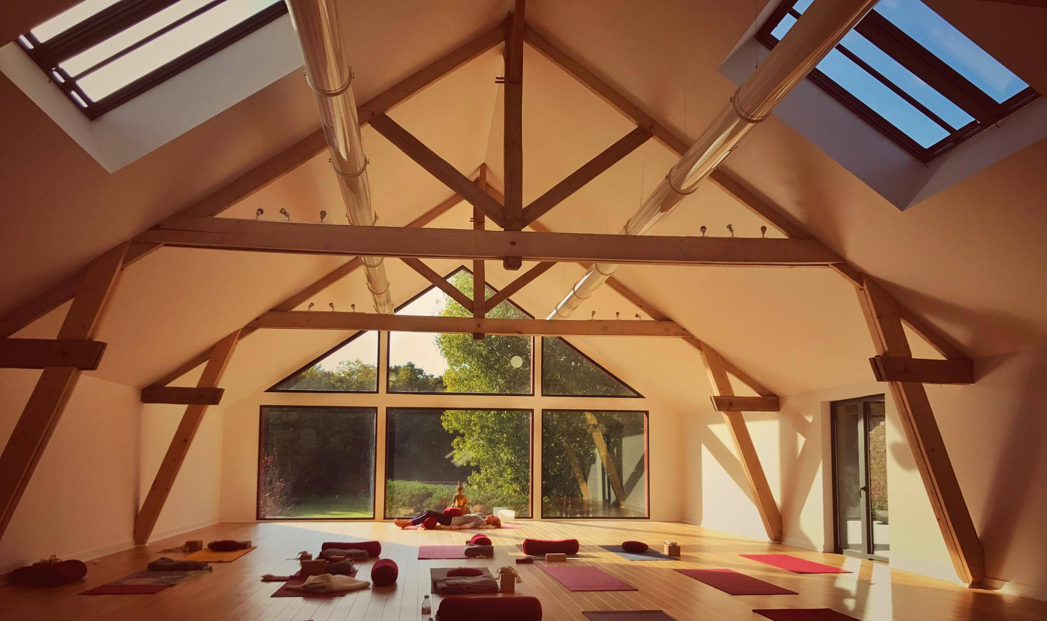 anne vandewalle yoga retreat