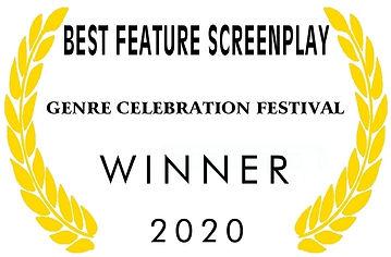 Winner Best Feature Screenplay 2020 Toky