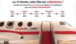 Single air by Celio