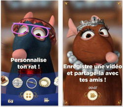 Rat Booth Ratatouille