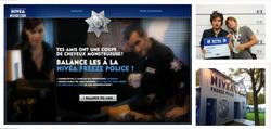 Nivea Freeze Police
