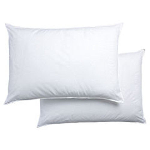 Pair Of Fogarty Hollowfibre Pillows