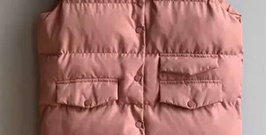 The London Gilet - Pink