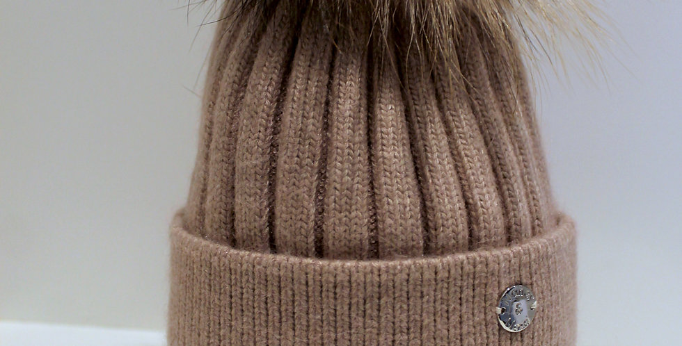 Adults Classic Single Hat Blush