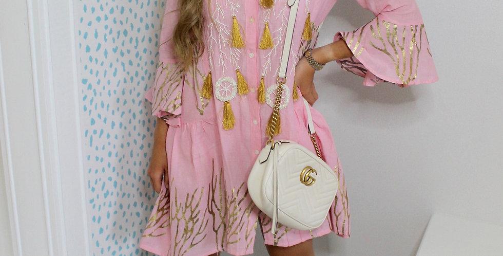 Rosie Mini Dress Pink
