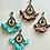Thumbnail: Fiesta Earrings Taupe