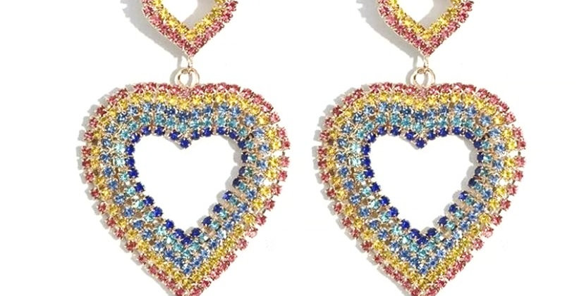 Colourful Life Earrings