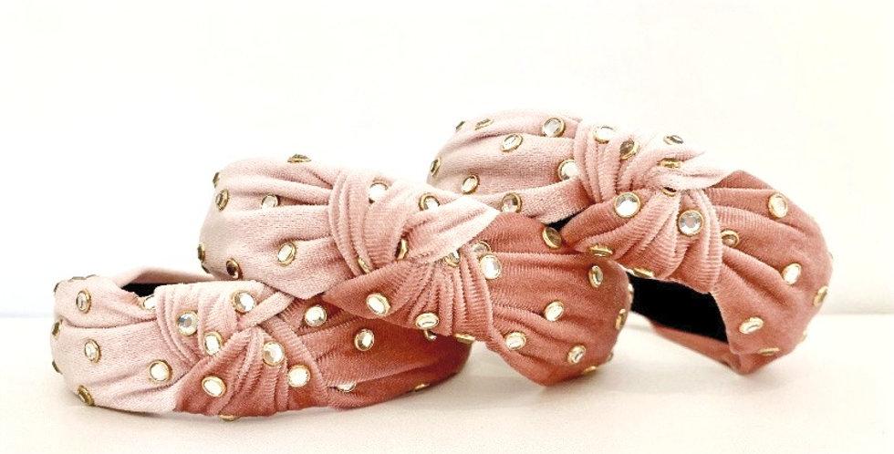 Bit of Bling - Velvet Edition Pink