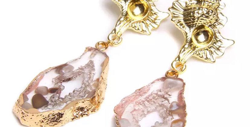 Nammos Earrings - Neutral