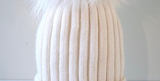 Kids Classic Single Hat - White