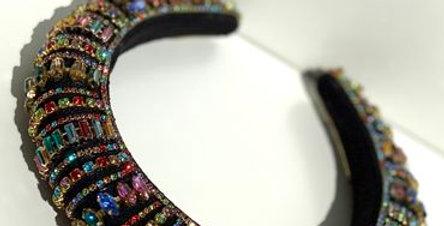 Beauty & Bright Headband Black