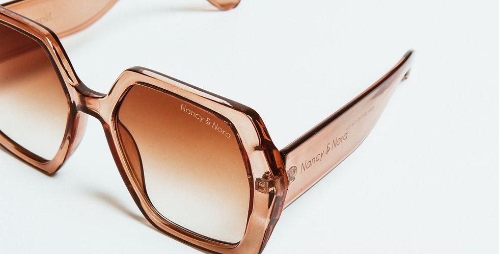 Jade Sunglasses Caramel