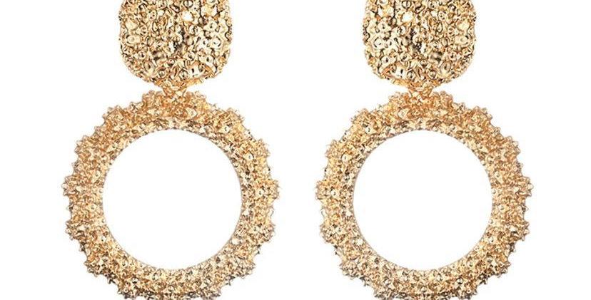 Treasure Earrings Gold