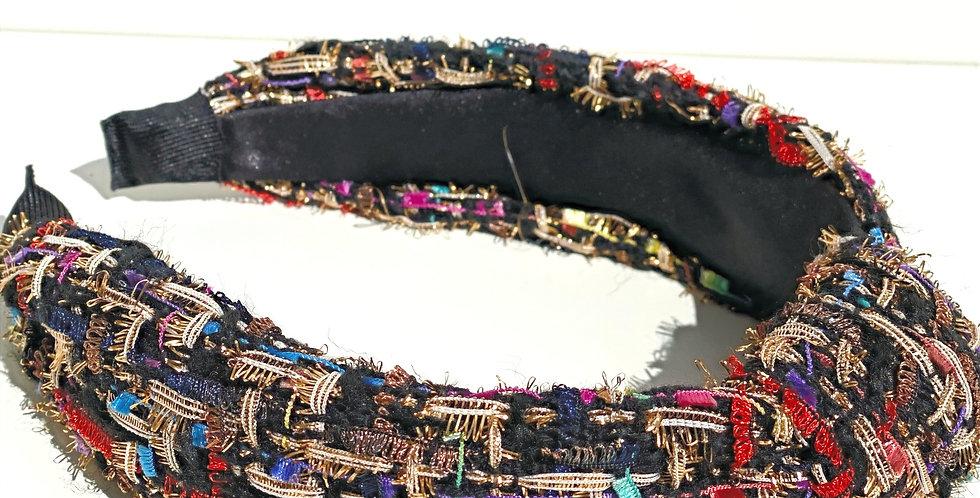 Coco Headband Black