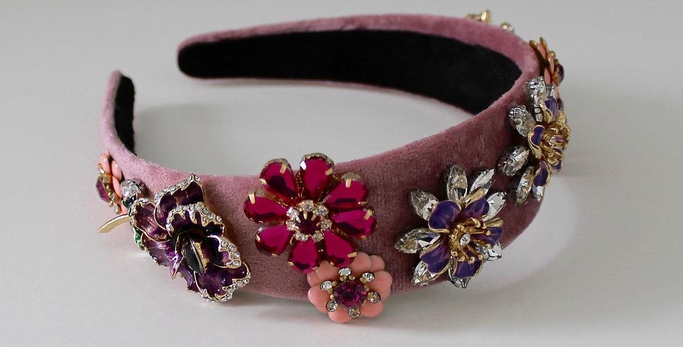 Cuba Headband Pink