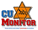 CUMonitor Zionophobia Logo V7 - Square.P
