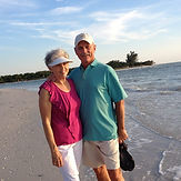Mike and Betty on the Beach.jpg