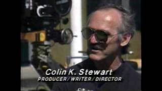 Colin Stewart, award winning screenwriter at Screenwriters for Hire. Book or idea to script specialists.