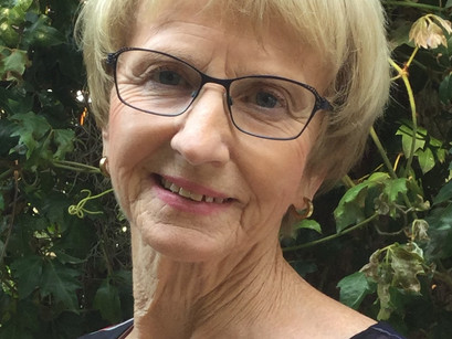 Glenda Hamilton, Vice-President, MBF