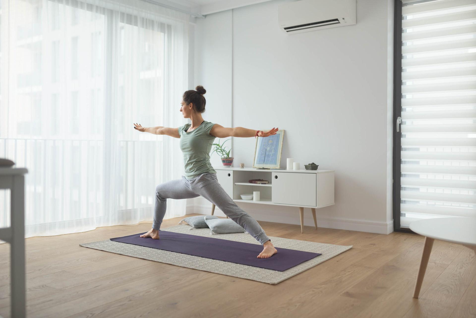 Online Hatha Yoga with Oana