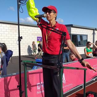Starting at Aberdare Regional Championsh