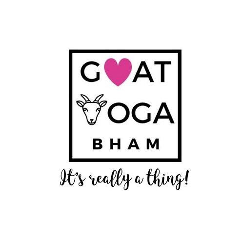Goat Yoga Bham Gift Certificate