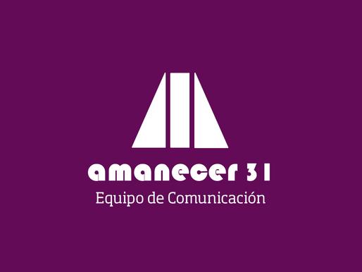 Amanecer 31 expondrá su proyecto ante un grupo de investigadores memorialistas de América Latina