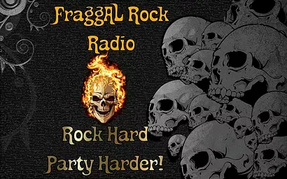 Coming September 30 - FraggAL Rock Radio