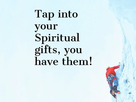 Your gifts & you