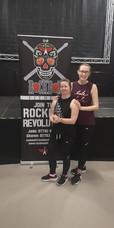 RockBox Fitness Instructor