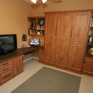 EZ- Rest Murphy Bedz Home Office- 801-602-8203